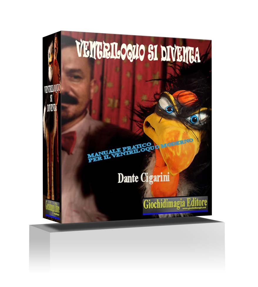 Ventriloquo si diventa – ebook + file audio_video