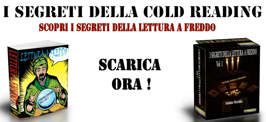 Offerta Cold Reading